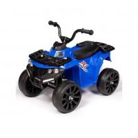 Электроквадроцикл детский O777MM   51645 (Р) синий