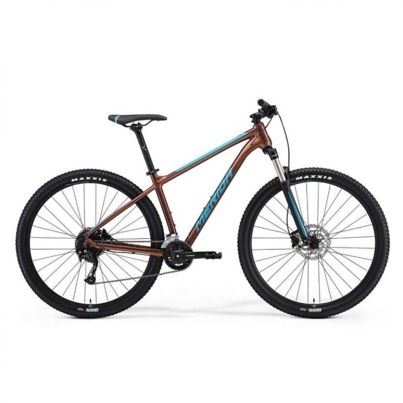 Горный велосипед Merida BIG.NINE 100 2х,29