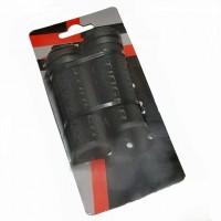 Грипсы Х82240 HL-G92-1 BK  88 мм, черные