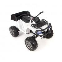 Электроквадроцикл детский 47060 (Р) белый