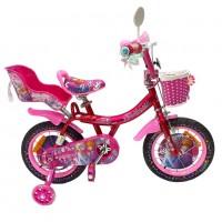 Велосипед 14 OSCAR GOLDEN LADY розовый