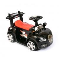 Электромобиль детский  Alfa Romeo ZPV002  50470 (Р) чёрный
