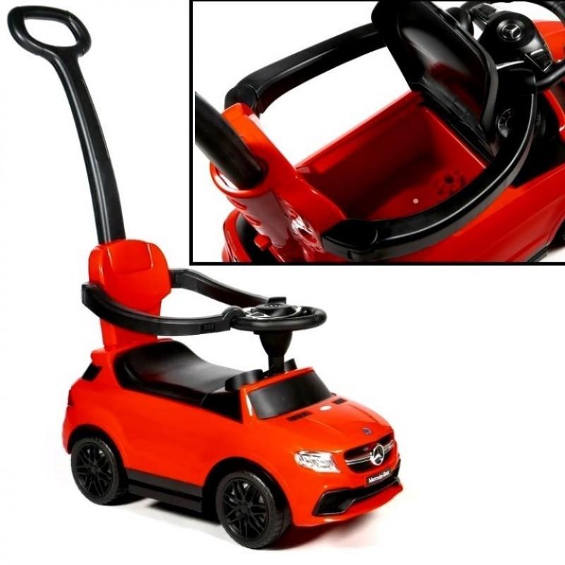 Каталка  Z3288 Mercedes- AMG GLE6350397 (Р) красный