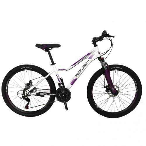 Велосипед 26 Roush 26MD230-3 бело-фиолетовый