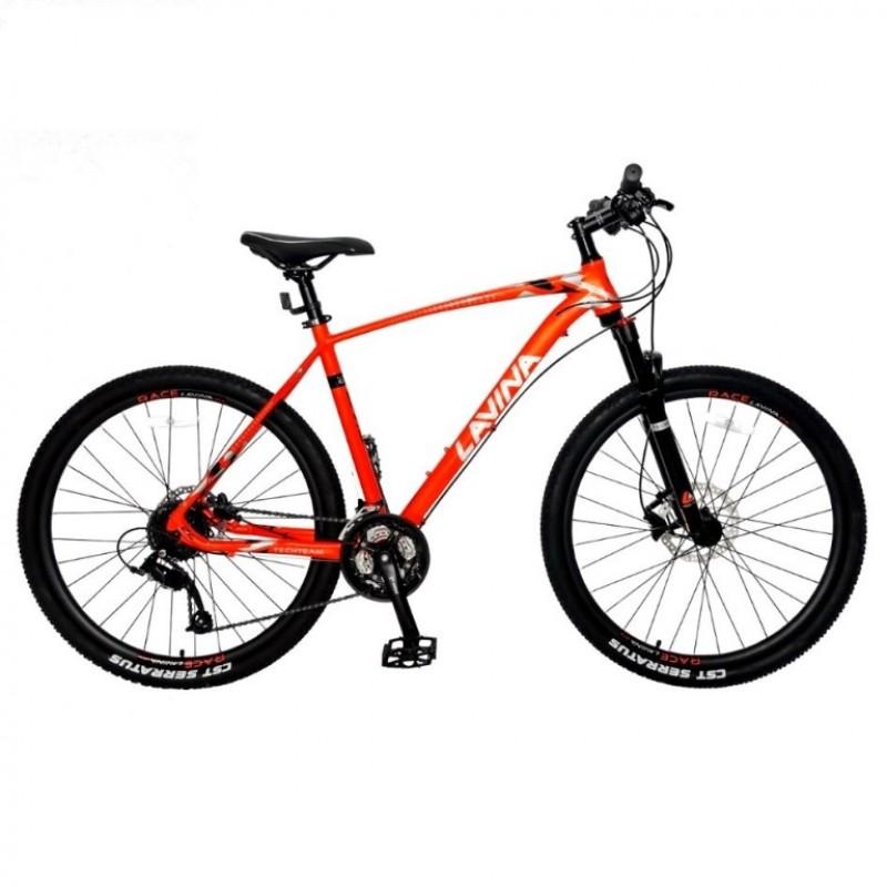 Велосипед 27,5 TT Lavina 20 красный  АКЦИЯ!!!