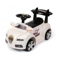 Электромобиль детский  Alfa Romeo ZPV002  50469 (Р) белый