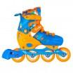 Роликовые коньки Freestyler  28-31 (S) 1/6 АЛ