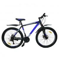 Горный велосипед 26 Roush 26MD210-1 синий