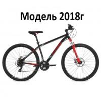 Велосипед 29 Stinger SHD.ARAGON.18BK8 черн