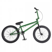 Велосипед трюкавой 20 TT Grasshoper зелёный 2022