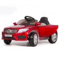 Электромобиль детский Mercedes-Benz 45527 (Р)  вишневый   глянец