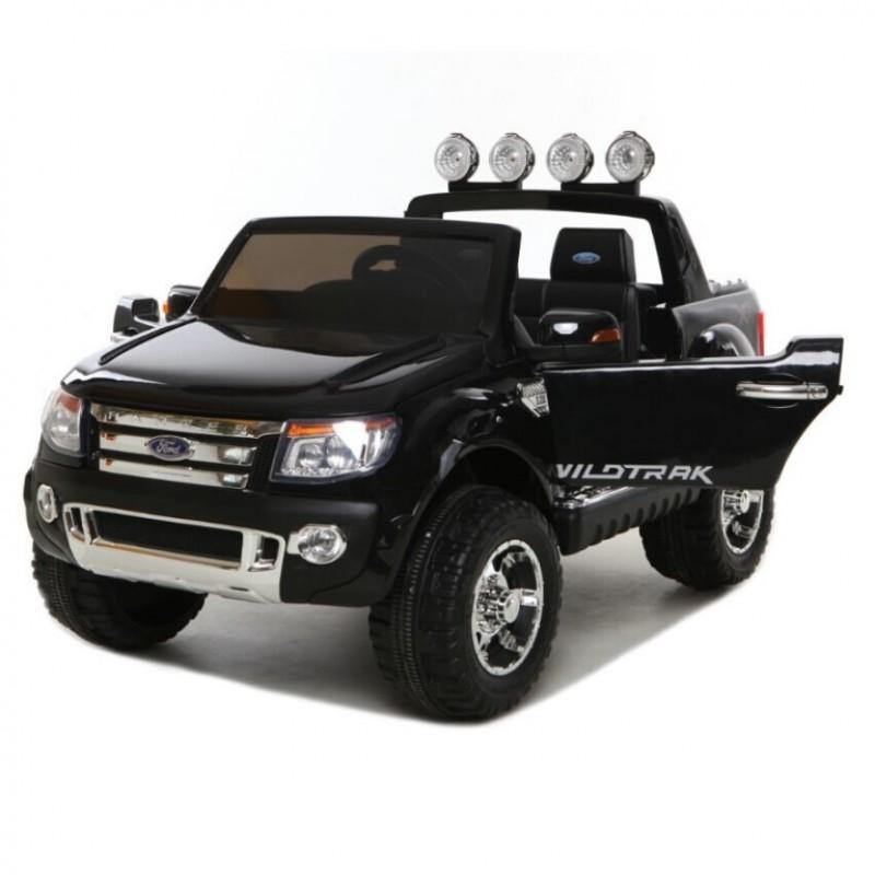 Электромобиль детский Ford Ranger 45443 (Р) (Лицензионная модель)  черный, глянцевый