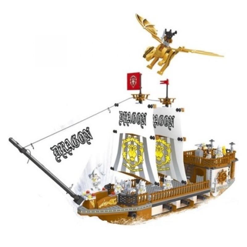 КОНСТРУКТОР  Ausini  27905  Пираты, 705  деталей