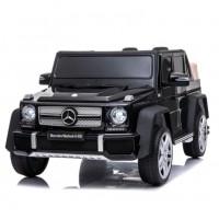 Электромобиль детский Mercedes-Maybach S650 G650 (T101TT) чёрный глянец