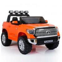Электромобиль TOYOTA TUNDRA JJ2266A 50504 (Лиц.) (Р) оранжевый
