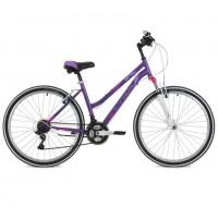 Велосипед 26 Stinger SHV.Latina.15VT10  фиолетовый