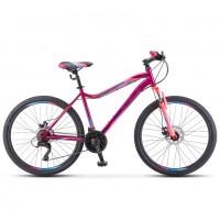 Велосипед 26 Stels Miss 5000 MD K010  (16