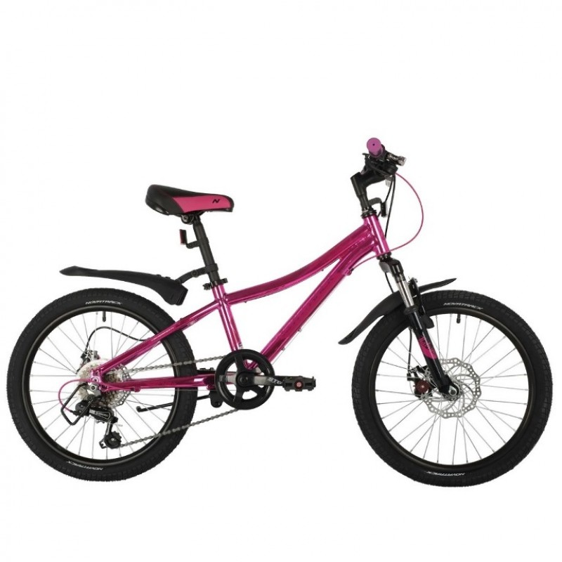 Велосипед 20 Novatrack AH6D.KATRINA.GPN21 6ск. розовый