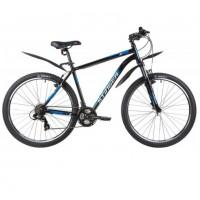Велосипед 27,5 Stinger AHV.ELEMETE STD.20BK10 чёрный