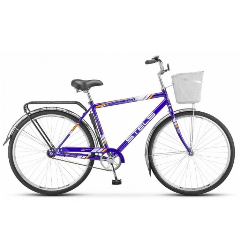Велосипед 28 Stels Navigator 300 Gent 20 Z010 синий