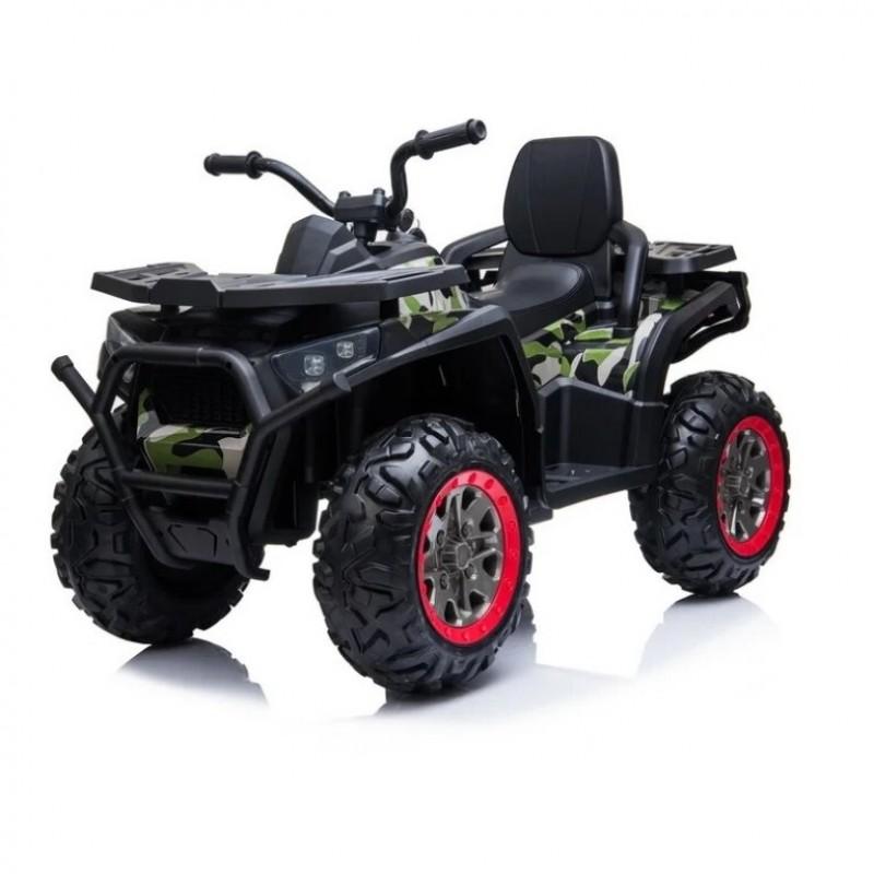 Электроквадроцикл детский 47065 (Р) камуфляж