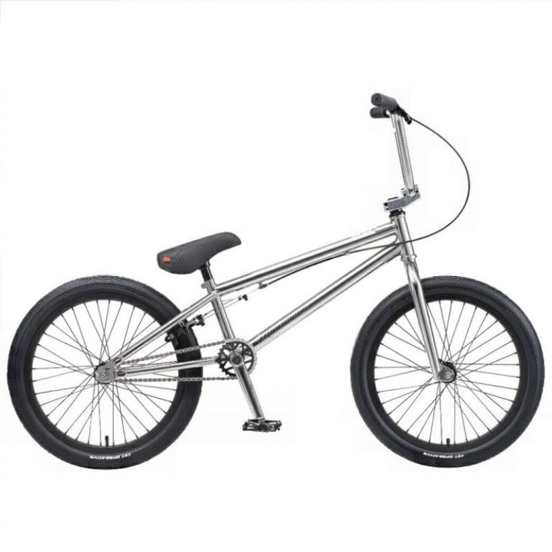 Велосипед трюкавой 20 TT Millenniumцвет-хром (АКЦИЯ!!!)