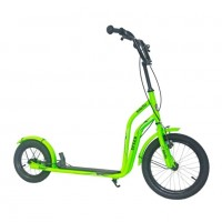 Самокат SKL-016-AWS-GN  Bibitu SPEED зелёный