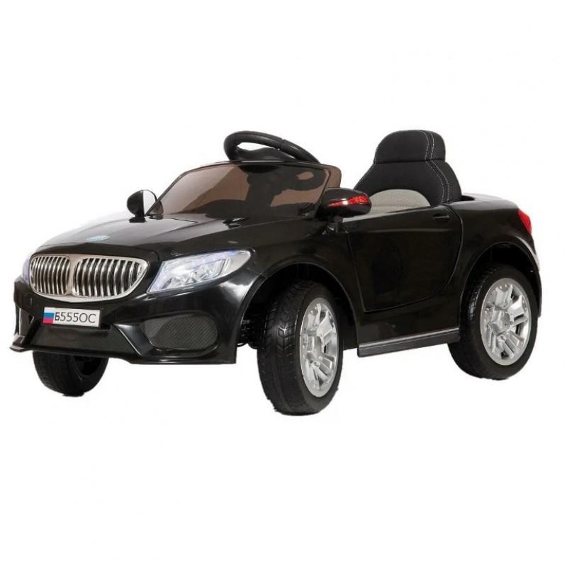 Электромобиль детский BMW 45531 (Р)  черный