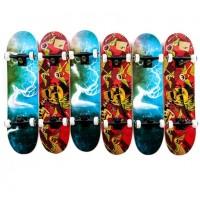 Скейтборд  Explore Ecoline TRICK (6) деревянный