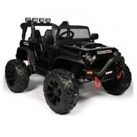 Электромобиль детский Jeep Wrangler M999MP  51698 (P) , чёрный глянец