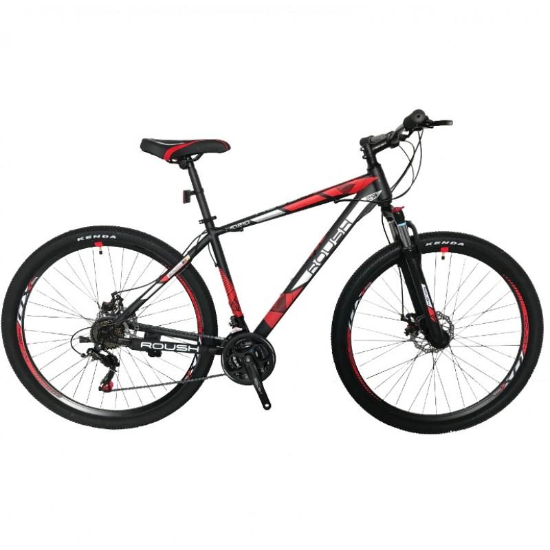 Велосипед 29 Roush 29MD210-2 красный матовый
