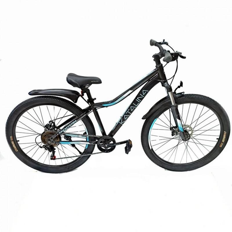 Велосипед 27,5 TT Katalina 15 чёрный