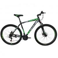Велосипед 29 Roush 29MD210-3 AL Pro зелёный матовый