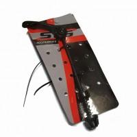 Зажим Х82530-1 втулки,задний  M10*135mm