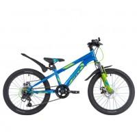 Велосипед 20 Novatrack SH6D.POINTER.BL21 6ск. синий