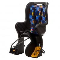 Кресло Х95382  детское заднее GH-586A синtt с разноцветной накладкой