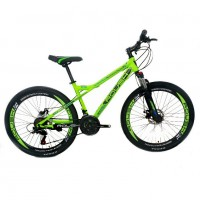 Горный велосипед 26 Roush 26MD260-3 зеленый