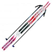 Лыжный комплект NNN креп STC 150см (4)+пал+кр