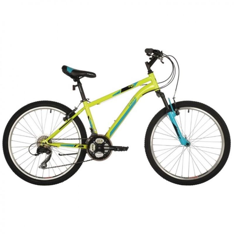 Велосипед 24  SHV.Foxx AZTEC 14GN1 зелёный