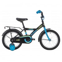 Велосипед 16 Novatrack Forest.BK20  чёрный