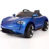 Электромобиль детский Porsche Sport 45502 (Р) синий-глянец