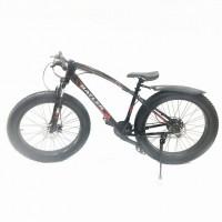 Велосипед 26  Fat bike BATLER красный