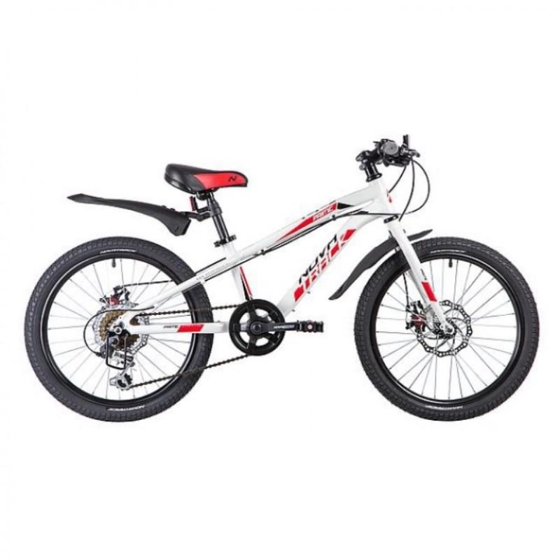 Велосипед 20 Novatrack AH6D.PRIME.WT9  белый  АКЦИЯ!!!