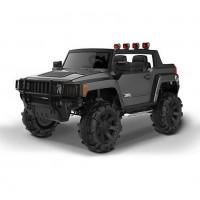 Электромобиль детский Hummer 45450 (Р) черный глянец